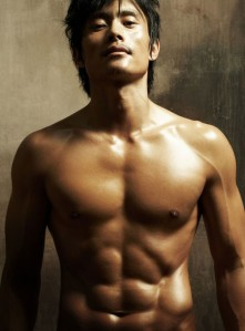 2016.03.03 lee byung hun shirtless